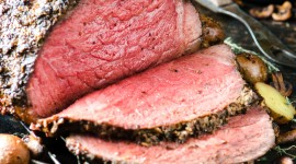 Roast Beef Wallpaper For IPhone