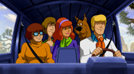 Scooby Doo Legend Of The Phantosaur HQ