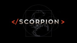 Scorpion Series Wallpaper For PC