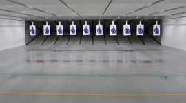 Shooting Range Desktop Wallpaper