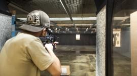 Shooting Range Desktop Wallpaper HD
