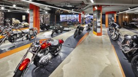 Showroom Wallpaper HQ