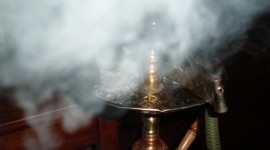 Smoking Hookah Photo#1