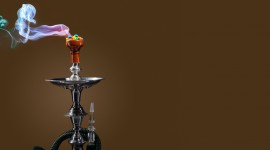 Smoking Hookah Wallpaper Full HD#1