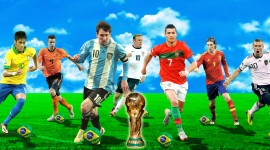 Soccer World Cup Desktop Wallpaper HD