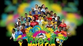 Soccer World Cup Wallpaper For PC