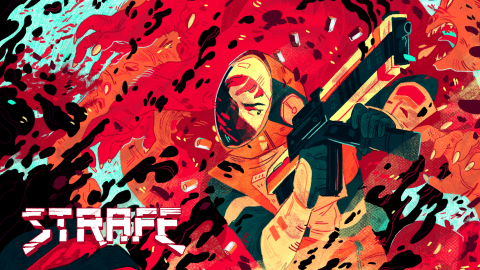 Strafe wallpapers high quality