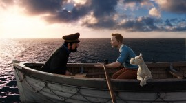 The Adventures Of Tintin Wallpaper Free