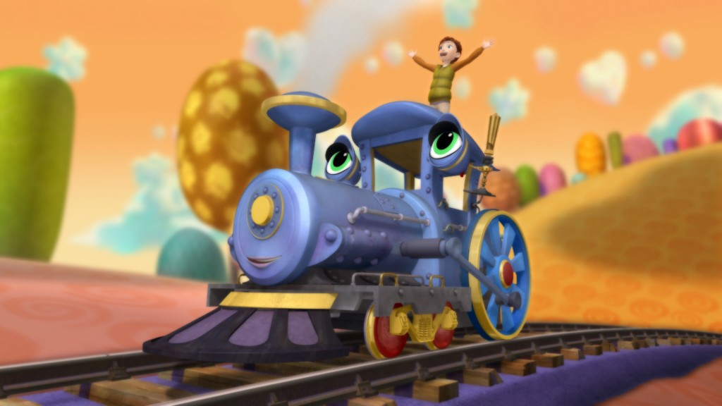 The Little Engine That Could wallpapers HD
