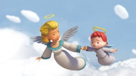 The Littlest Angel Wallpaper Gallery