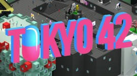 Tokyo 42 Wallpaper For IPhone