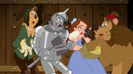 Tom And Jerry The Wizard Of Oz Image#2