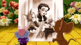 Tom And Jerry The Wizard Of Oz Photo