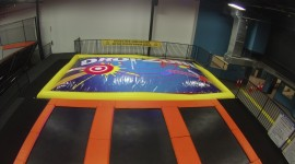 Trampoline Wallpaper Download Free