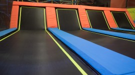 Trampoline Wallpaper For Desktop