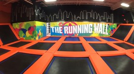 Trampoline Wallpaper Gallery