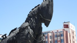 Trojan Horse Best Wallpaper