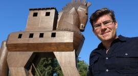 Trojan Horse Desktop Wallpaper