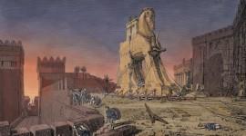 Trojan Horse Wallpaper Download Free