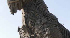 Trojan Horse Wallpaper For IPhone Download