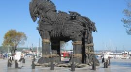Trojan Horse Wallpaper Free