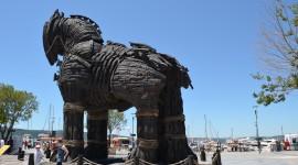 Trojan Horse Wallpaper HQ