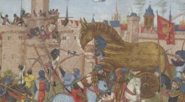 Trojan Horse Wallpaper High Definition