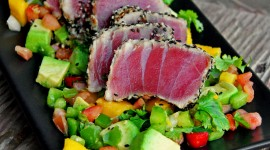 Tuna Fillets Wallpaper For IPhone