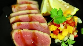 Tuna Fillets Wallpaper Free