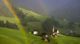 Tyrol High Quality Wallpaper