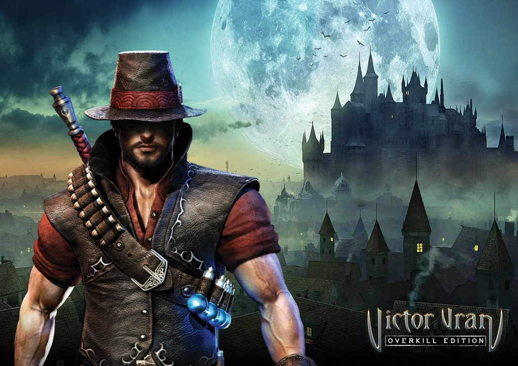 Victor Vran Overkill Edition wallpapers HD