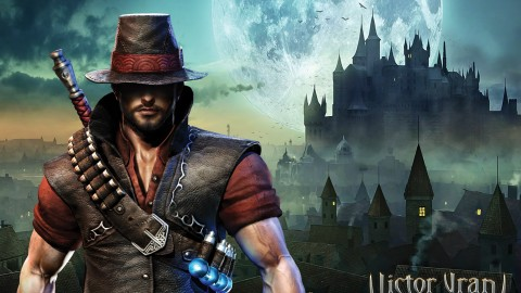 Victor Vran Overkill Edition wallpapers high quality