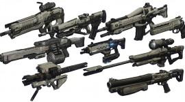 Weapons Desktop Wallpaper