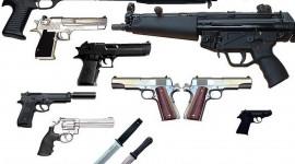 Weapons Wallpaper For Desktop