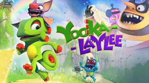 Yooka-Laylee wallpapers high quality