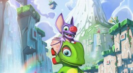 Yooka-Laylee Wallpaper For Android