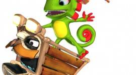Yooka-Laylee Wallpaper For IPhone