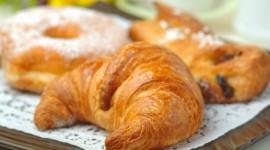 4K Croissants Photo Free