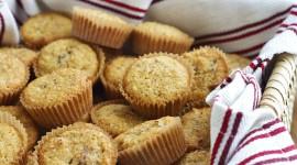 4K Muffins Wallpaper For Desktop