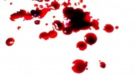 Artificial Blood Wallpaper