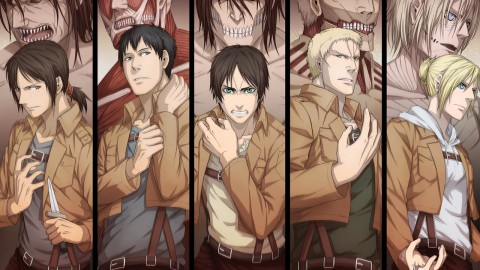 Attack On Titan 3 wallpapers high quality