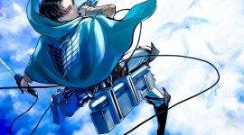 Attack On Titan 3 Wallpaper Free
