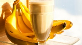Banana Smoothie Wallpaper Gallery