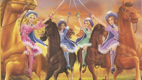 Barbie And The Three Musketeers wallpapers high quality