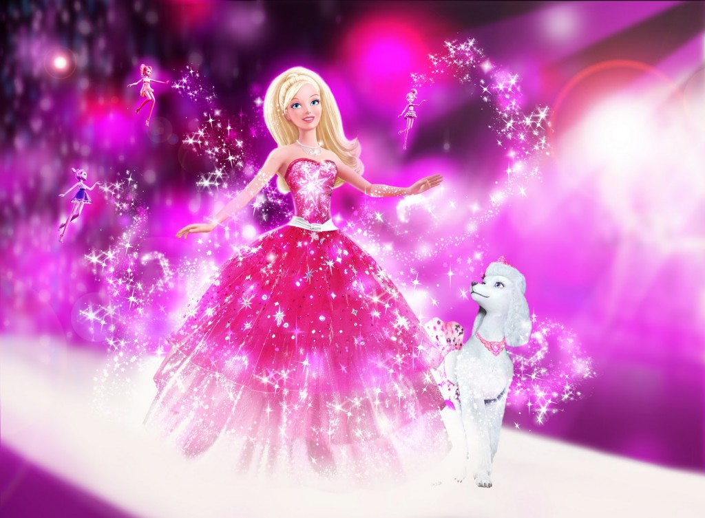 Barbie Fashion Fairytale wallpapers HD