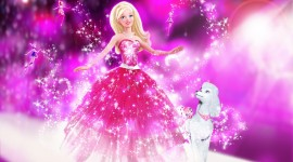 Barbie Fashion Fairytale Wallpaper