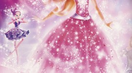 Barbie Fashion Fairytale Wallpaper For Android