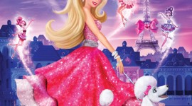 Barbie Fashion Fairytale Wallpaper For IPhone#1