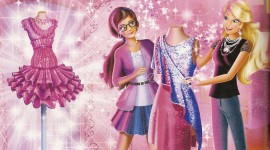 Barbie Fashion Fairytale Wallpaper For Mobile#2