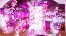Barbie Fashion Fairytale Wallpaper Full HD